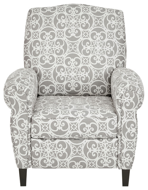 Madison Park Kirby Recliner Chair by Madison Park Signature
