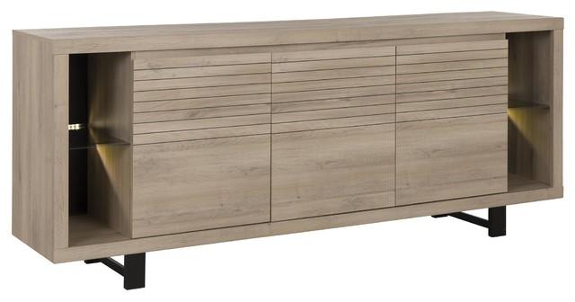 Clay Sideboard, Light Oak
