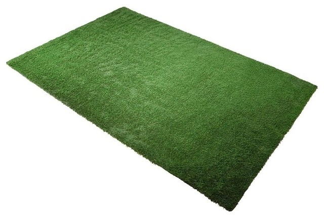 Artificial Grass Mat Fake Lawn Eclectic Outdoor Rugs By Yescom