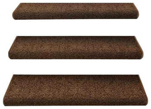Colors Of WINDSOR Adhesive Bullnose Carpet Stair Tread
