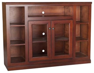 55 Quot Tall Entertainment Console Concord Cherry