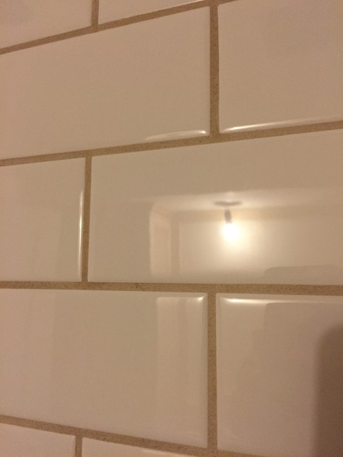 how to clean kitchen grout lines