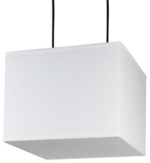 Square Modern Pendant Lighting Houzz