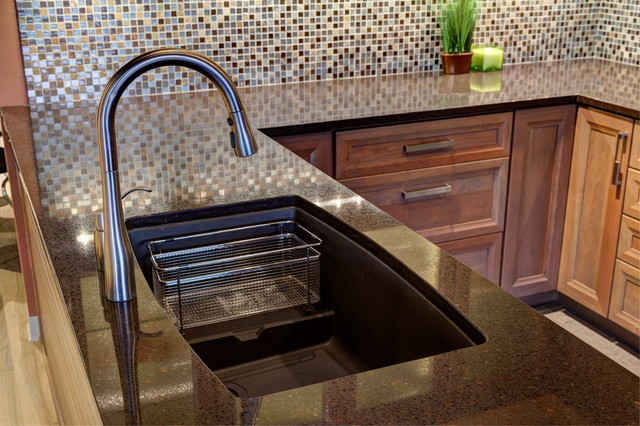 Designers Point Blanco Silgranit SInk