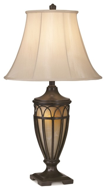 Captivating Pacific Coast Lexington Table Lamp, Florida Bronze Traditional Table Lamps
