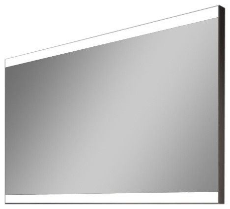 Ib Mirror Dimmable Lighted Bathroom Mirror Galaxy 60x36 6000 K