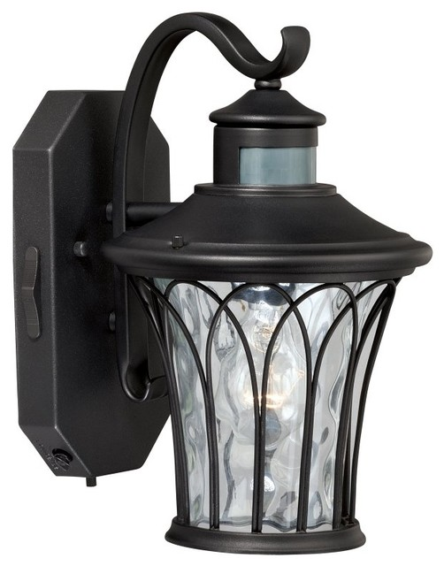 "Abigail Smart Lighting 7.5"" Outdoor Wall Light."