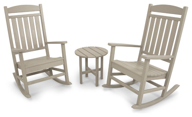 All Products Outdoor Furniture Ivy Terrace Clics 3 Piece Rocker Seating Set Sand