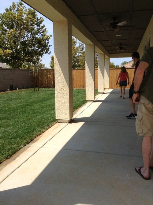Need Help With Narrow Patio Ideas! Donu0027t Know Where To Start.