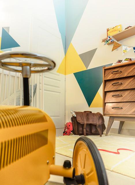 Aménagement Du0027une Petite Maison Scandinave.
