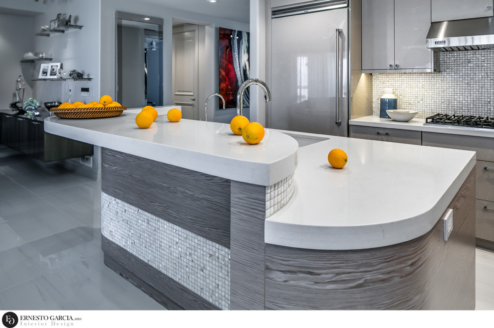 Contemporary Waterfront Living - 2020 FIRST PLACE WINNER ASID AWARDS RESIDENTIAL