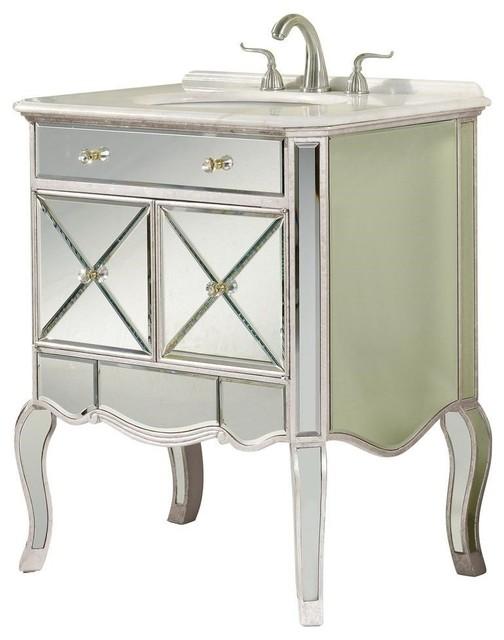 vanity cabinet silver 21 x30 traditional bathroom vanity lig