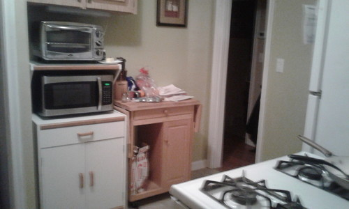 I Have A Very Small Kitchen With Almost No Counter Top Space. Any  Suggestions?