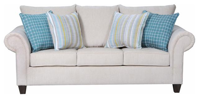 Enjoyable Simmons Upholstery Brando Platinum Full Sleeper Machost Co Dining Chair Design Ideas Machostcouk