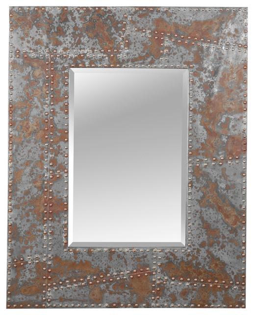 Newton Wall Mirror Contemporary Wall Mirrors By