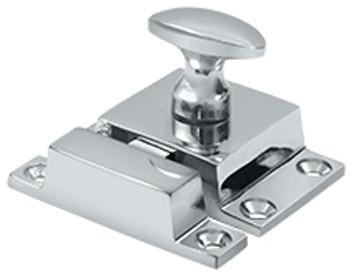 "CL1532U26 Cabinet Lock, 1-1/5"" x 1-4/5"", Bright Chrome baby-gates-and ..."