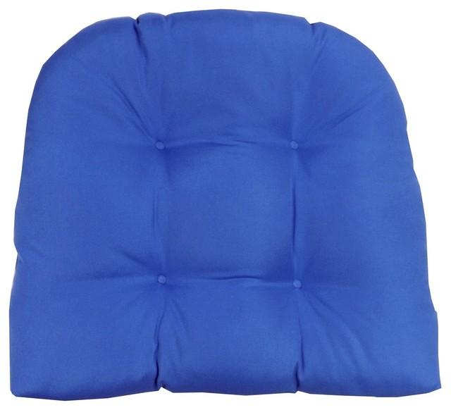 sunbrella tufted wicker chair seat cushion austoria sunset