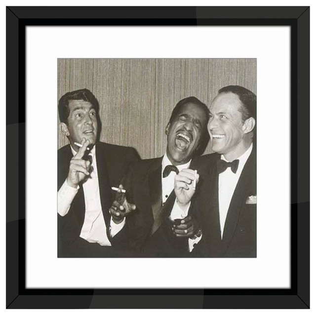 Brookpace The Rat Pack Print
