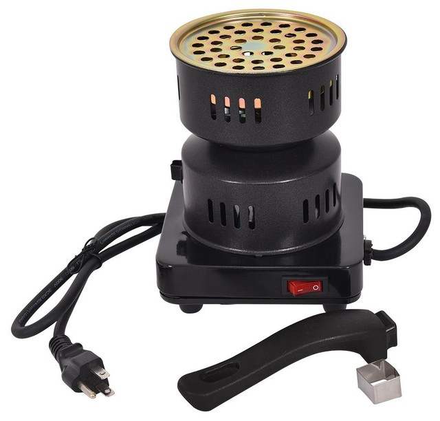 Electric Coal Starter Heater Stove Charcoal Burner Bbq.