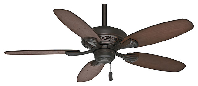 Fordham Indoor Ceiling Fans, Brushed Cocoa.