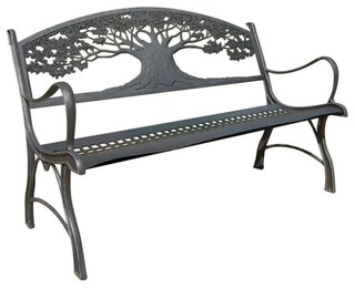 cast iron garden bench farmhouse outdoor benches by Farmhouse Table Ana White DIY Farmhouse Bench