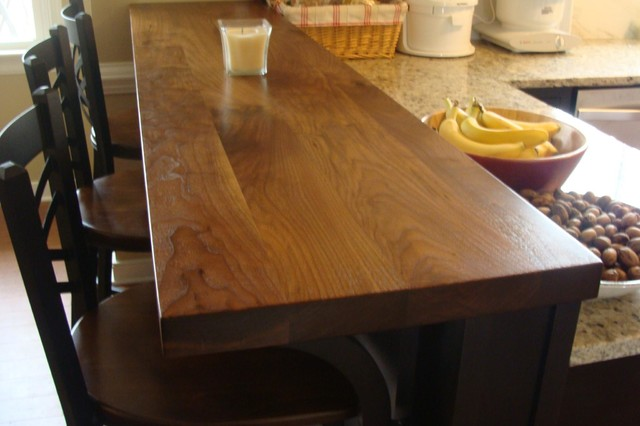Black Walnut Wood Countertops Atlanta By Craft Art
