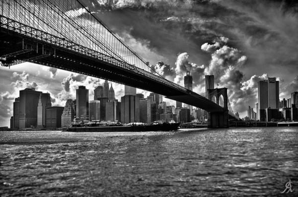 """Simply New York"" Art Print, Acrylic Face Mount, Large"