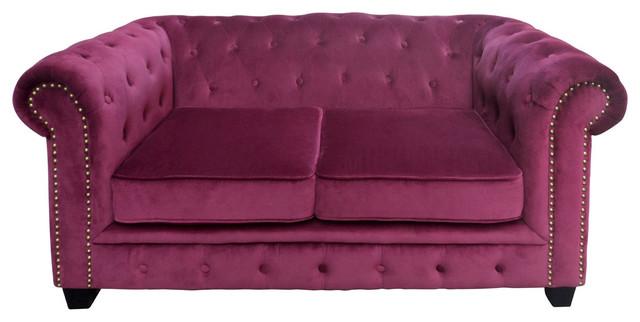 Regents Park Chesterfield Sofa.