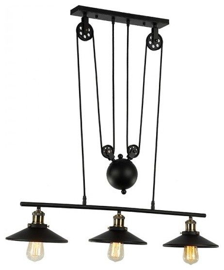 vinto island light with lens shades matte black industrial kitchen island lighting black kitchen island lighting