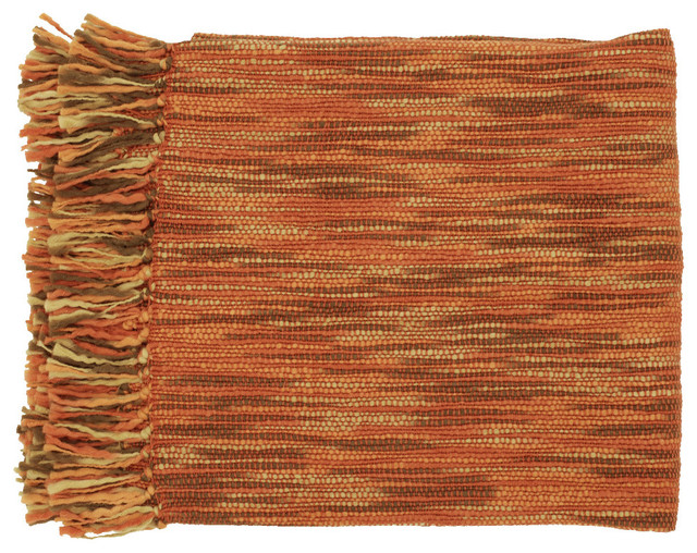 Surya SUR-TEE1008-5578 Teegan Throw