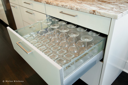 Kitchen Storage Solutions For Drinking Gles On