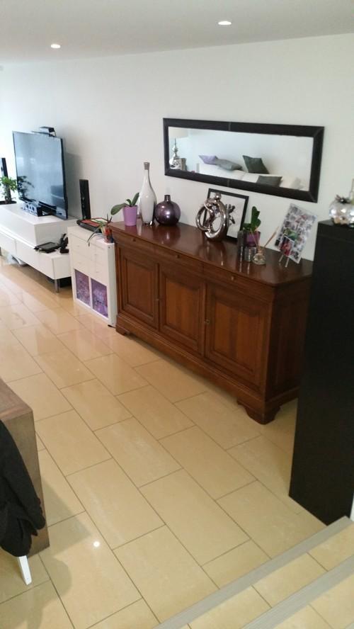 que mettre au dessus d un buffet free un m entre charme de luancien et inspiration nordique. Black Bedroom Furniture Sets. Home Design Ideas
