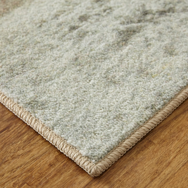 Mohawk Prismatic Gold Vein Grey Contemporary Area Rugs By Mohawk Home Houzz