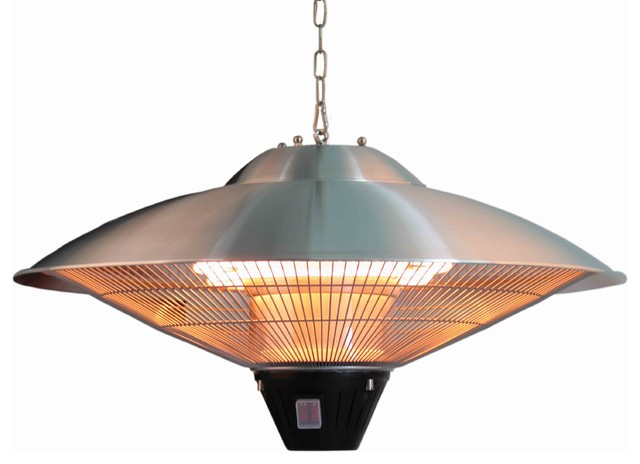 Gazebo Electric Hanging Heat Lamp - Modern - Patio Furniture And ...