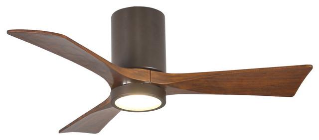 Mathews fan company irene hlk 3 blade hugger paddle fan with irene hlk 3 blade paddle ceiling fan with light kit textured bronze 42 aloadofball Choice Image