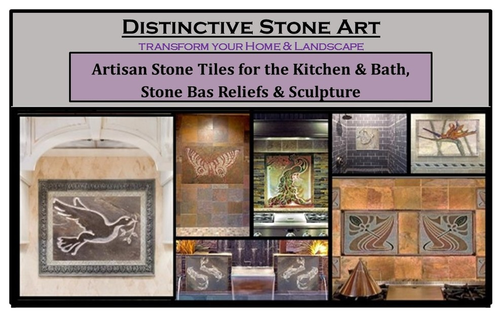 Distinctive Stone Art- Transform Your Home & Landscape