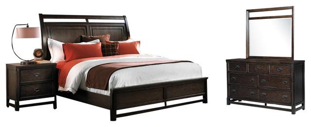 Samuel Lawrence Jubilee Bedroom Set With Queen Bed