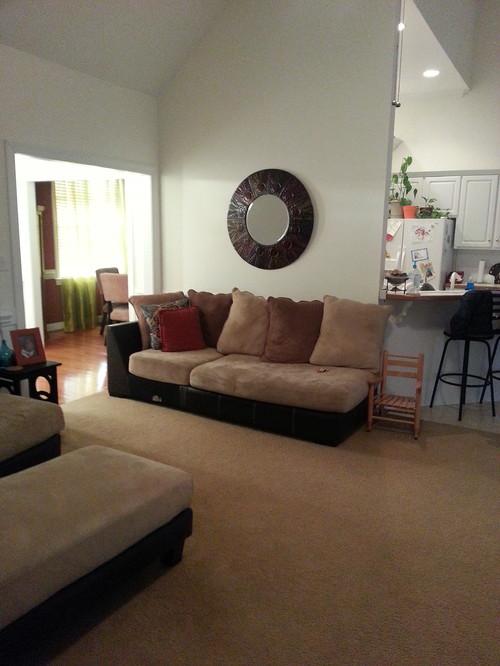 Need Help W Furniture Layout Bedroom Door In Middle Of