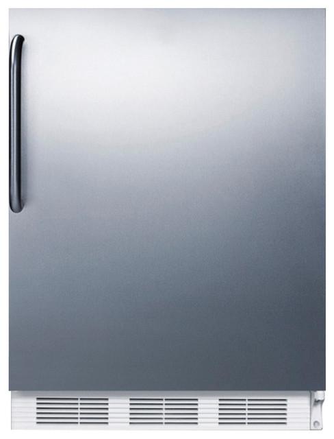 Shop Houzz Summit Appliances Summit Referigerator Slim