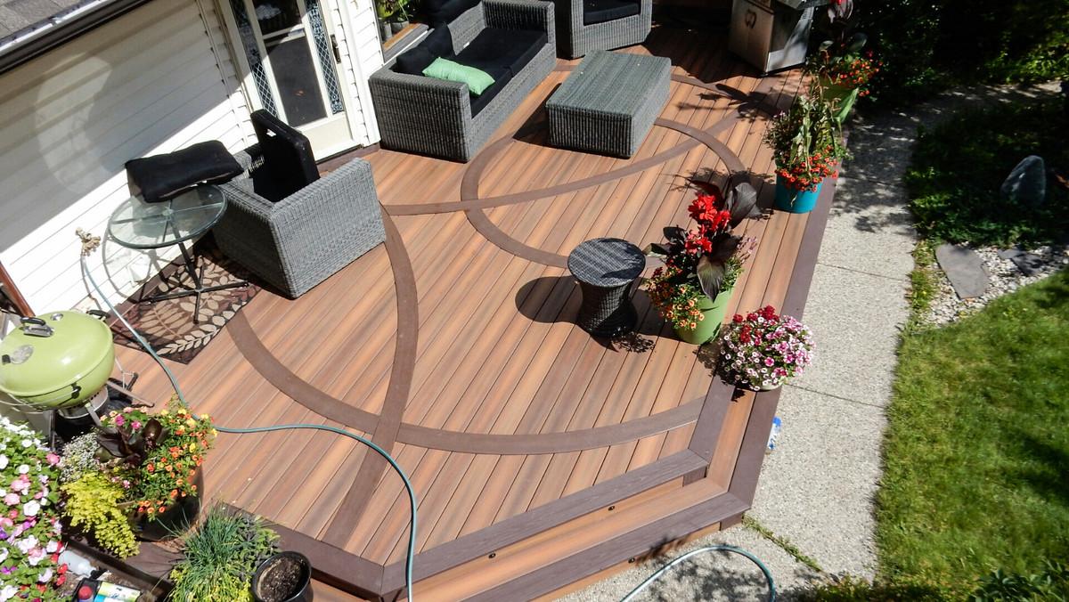 Edmonton Custom Decks  Reviews   Projects Edmonton AB - Custom home design edmonton