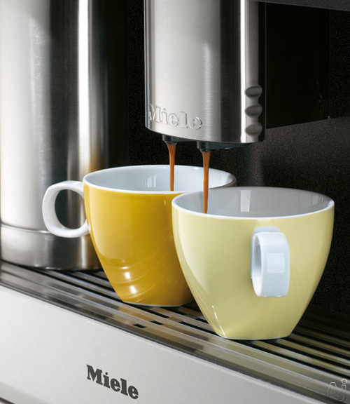 Miele coffee maker