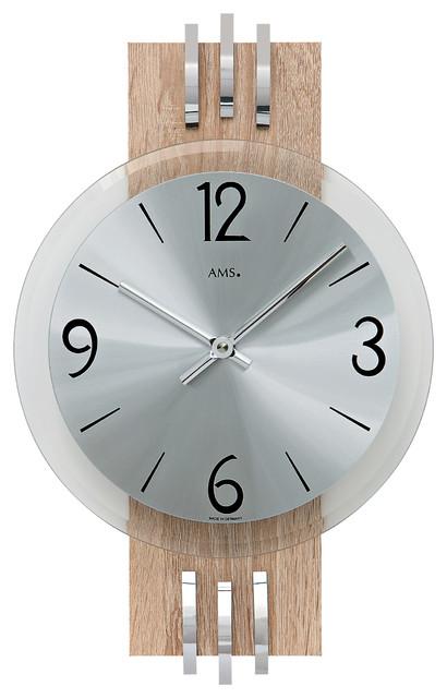 Thomas Quartz Wall Clock, Sonoma