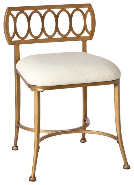 hillsdale ballancia vanity stool