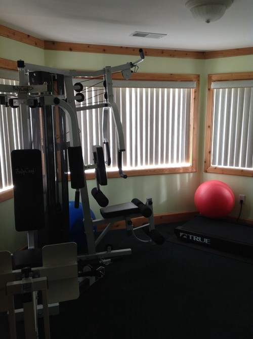 Need Benjamin Moore Paint Color For A Workout Room