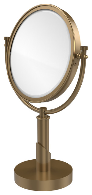 Tribecca Collection 8 Vanity Top Make Up Mirror Transitional Makeup