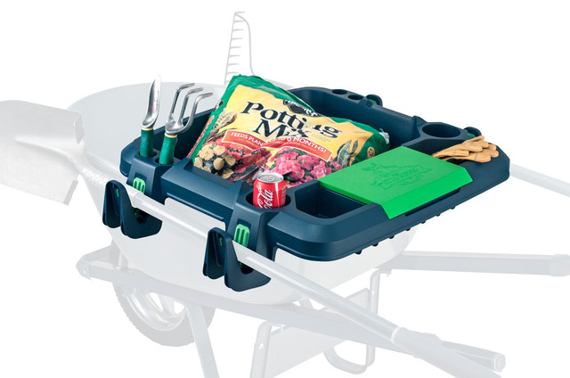 Little Burros Wheelbarrow Organizer