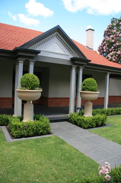 North adelaide front garden for Landscape architects in adelaide