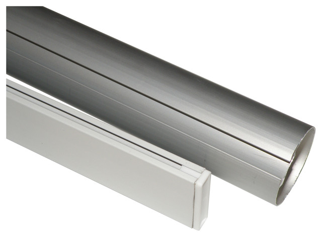 98 Aluminum Roller Shade Blind Rod With Weight Bar.