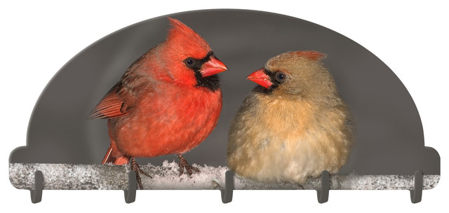 Cardinals Key Rack.