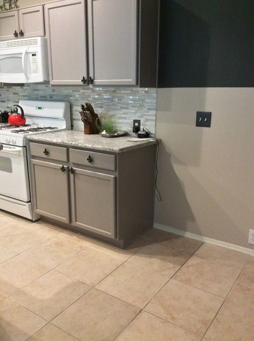 Regrouting Kitchen Tiles